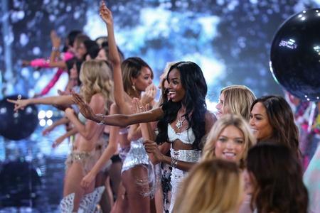 Le Show Victoria's Secret du 8 Décembre