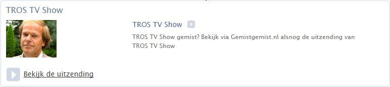 tros-tvshow